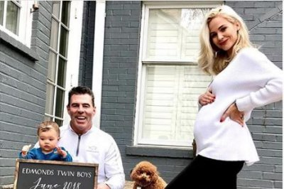 'Real Housewives' star Meghan King Edmonds says she is expecting twins