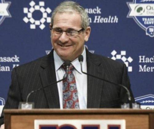Giants GM Gettleman makes organizational moves