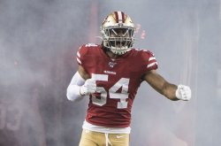 All-Pro LB Fred Warner agrees to 5-year, $95 million extension with 49ers