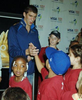 Phelps to make appearance on 'Entourage'