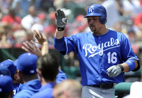 Royals' Butler voted DH of the Year award