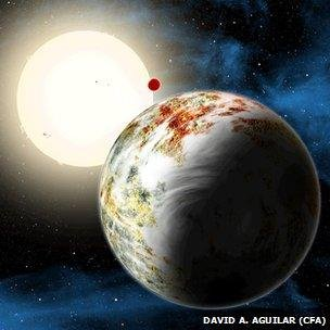 New 'Godzilla of Earths' planet discovered about 560 light-years from Earth