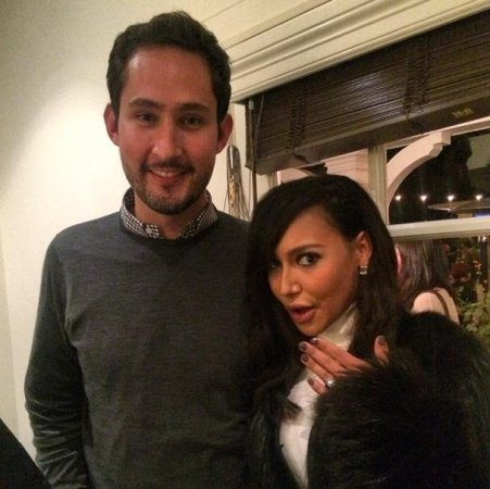Naya Rivera says she's 'in trouble' after dissing Kim Kardashian's magazine cover