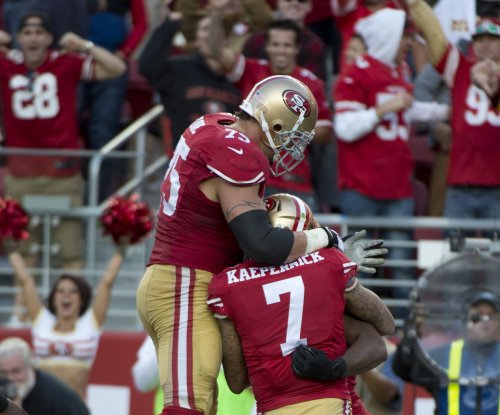 Hyde's late score lifts 49ers over Redskins