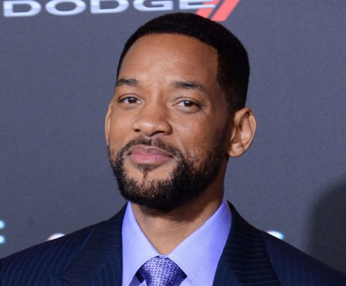 Will Smith spotted with shaved head for Deadshot role