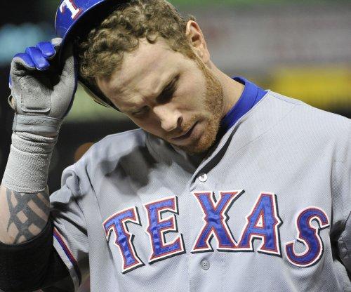 Texas Rangers' Hamilton now dealing with groin strain