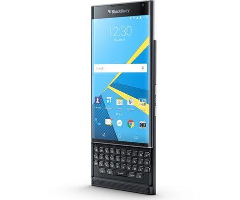 BlackBerry enlists Android to launch new smartphone, Priv
