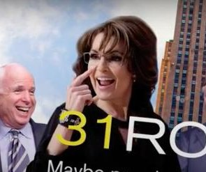 Sarah Palin impersonates Tina Fey in '30 Rock' spoof