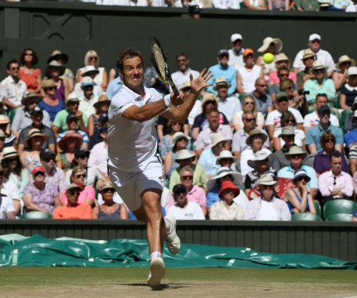 Richard Gasquet defends title in France