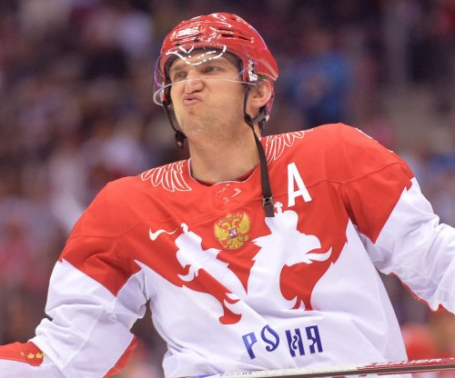 Alex Ovechkin heads list of Russian World Cup hockey team