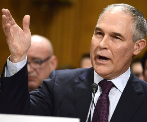 Emails reveal new EPA chief Pruitt worked closely with oil, gas firms