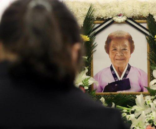 South Korea academic: 'Comfort women' not sex slaves