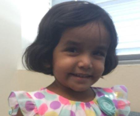 Police: Body found believed to be missing 3-year-old Texas girl