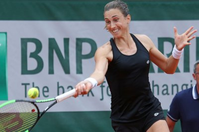 French Open: Karolina Pliskova suffers upset loss to Petra Martic in third round