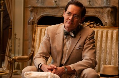 Kyle MacLachlan: Ailing Al Capone 'was difficult to watch'