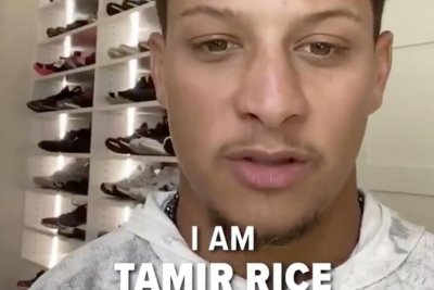 Patrick Mahomes, NFL stars ask league to 'condemn racism'