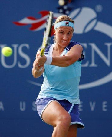 Jankovic out at women's Italian Open