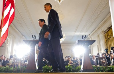 Noda, Obama hail strength of relationship