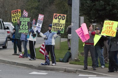 Westboro to picket Boston Marathon funerals