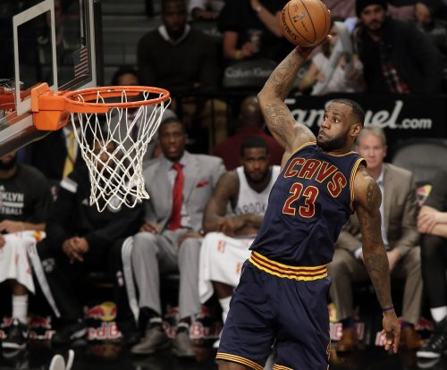 Brooklyn Nets upend Cleveland Cavaliers