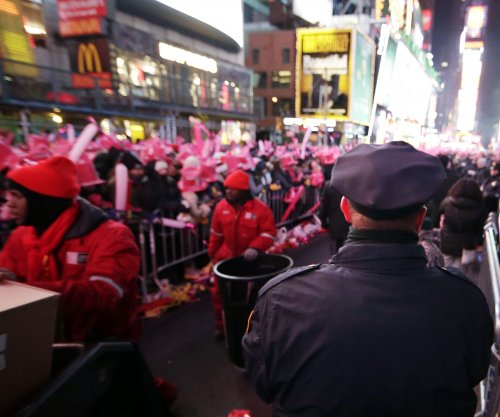 NYPD gave out zero tickets in Times Square on New Year's Eve