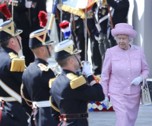 Ricky Gervais defends controversial childhood photo of Queen Elizabeth II