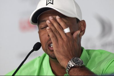 Tiger Woods on 2016 Ryder Cup team - as assistant