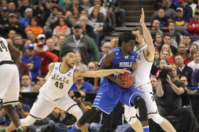 NCAA Tournament scores: Michigan State basketball stunned; Syracuse, Hawaii, VCU pull upsets