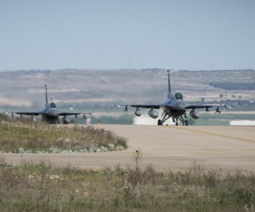 Utah Air Force base members participate in NATO exercise in Spain