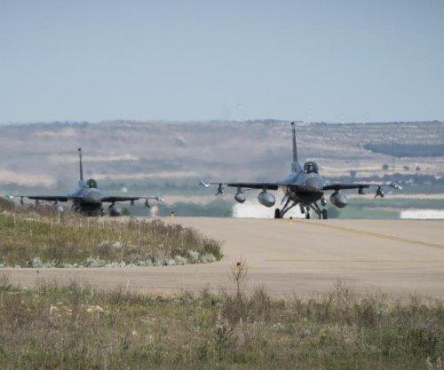 Utah Air Force base members participate in NATO exercise in Spain