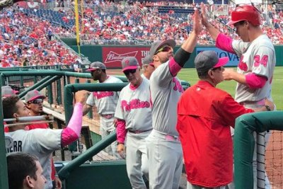 3-run ninth pushes Philadelphia Phillies past Washington Nationals