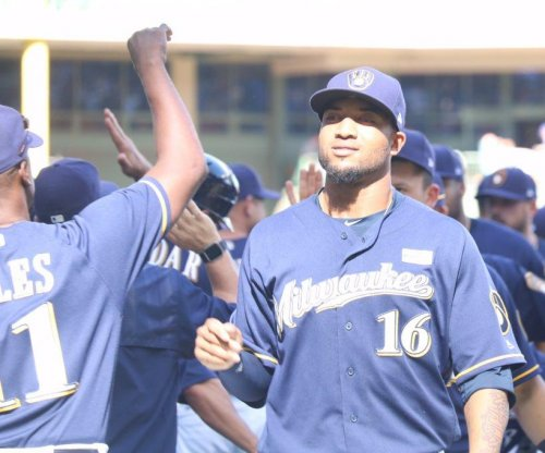 Bullpen comes through for Milwaukee Brewers against Los Angeles Dodgers