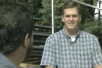 New England Patriots: Tom Brady's high school releases 'first ever media interview'