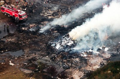On This Day: Air France Concorde crashes, killing 113