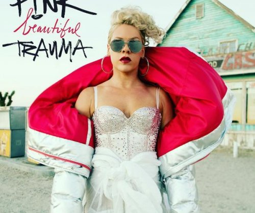 Pink releases track 'What About Us,' announces new album 'Beautiful Trauma'