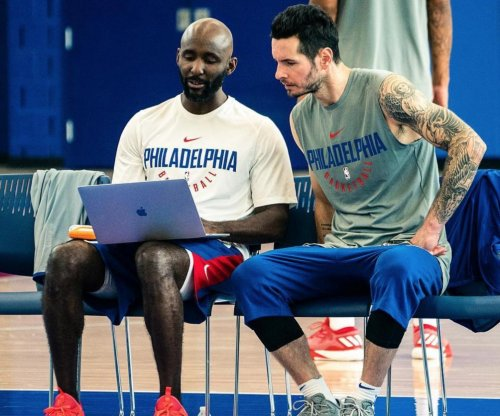 Philadelphia 76ers miss seven straight shots in practice drill
