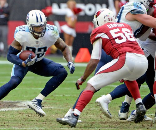 Derrick Henry, Dion Lewis '1A and 1B' in Tennessee Titans' backfield