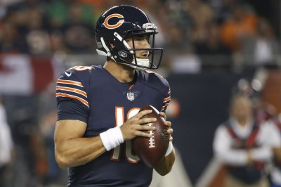 Bears QB Trubisky (shoulder) says he's ready to return