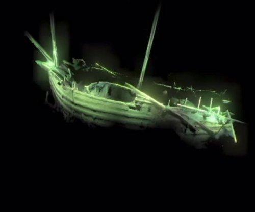 Renaissance-era ship found mostly intact at bottom of Baltic Sea