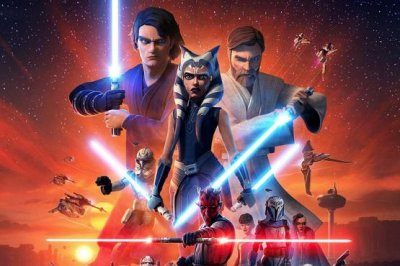 'Star Wars: The Clone Wars': The end is coming in final season trailer