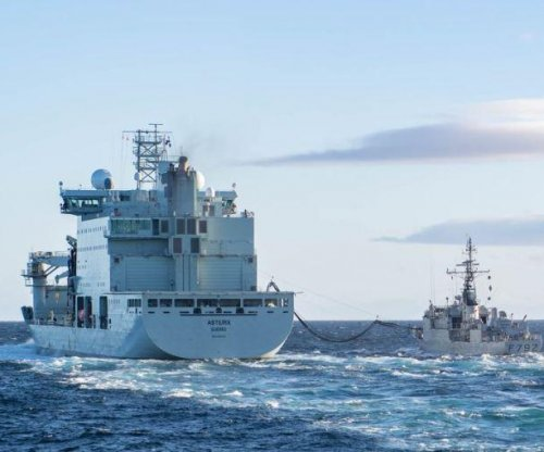USS Ross deploys to Barents Sea for second time this year