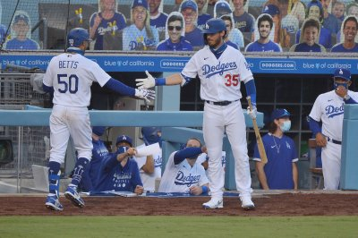 Dodgers' Mookie Betts, Cody Bellinger top MLB jersey sales; Mike Trout 10th