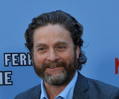 Zach Galifianakis is a malfunctioning robot in 'Ron's Gone Wrong'