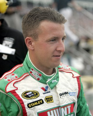NASCAR driver Allmendinger accused of DWI
