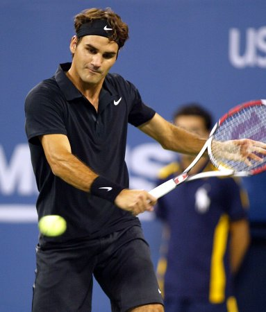 Hartfield vs. Federer in Australia opener