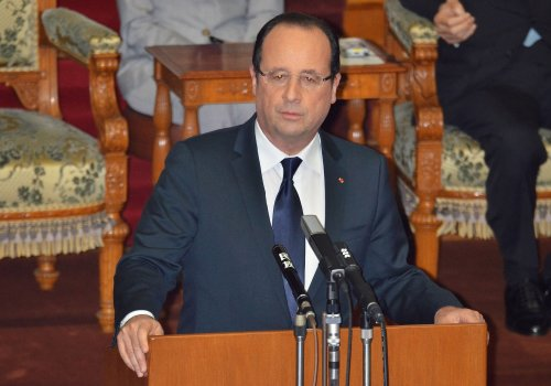 Francois Hollande confuses Japan, China at news conference