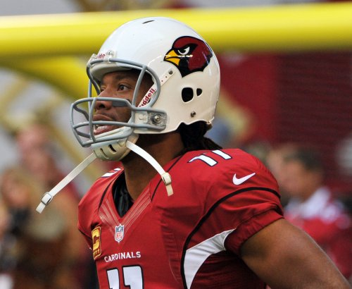Larry Fitzgerald is 'absolutely' willing to restructure his contract