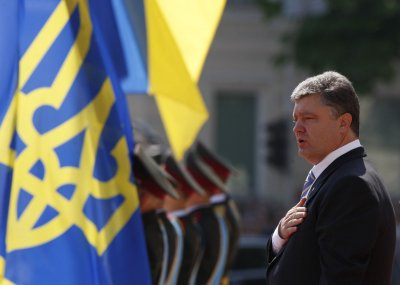 Ukraine, Russia restart talks on gas supplies following Poroshenko's inauguration