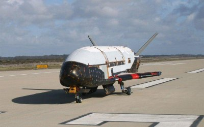 Air Force's X-37B space plane returns after 2-year top-secret mission