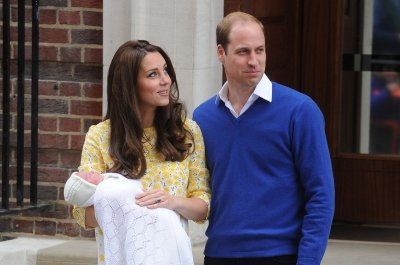 Prince Harry says he can't wait to meet his new niece